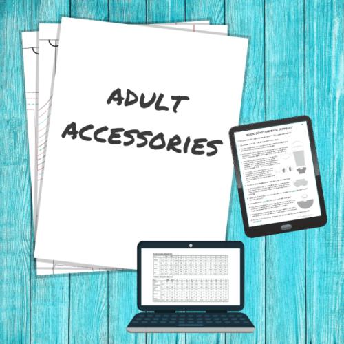 Adult Accessories