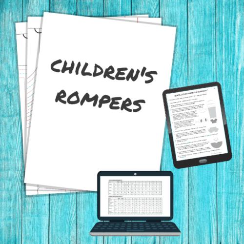 Children's Rompers